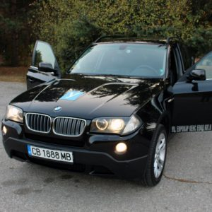 BMW X3 – автоматични скорости