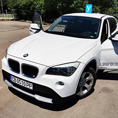 BMW X1 – ръчни скорости